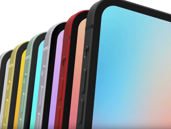 Borderless iPhone 12 may-it's coming