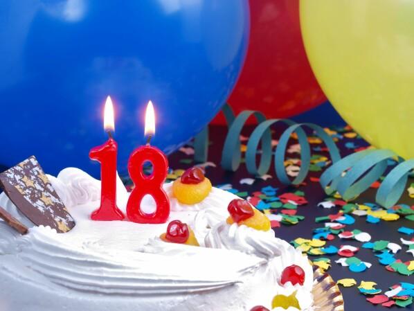 Geburtstag spruche fur 18