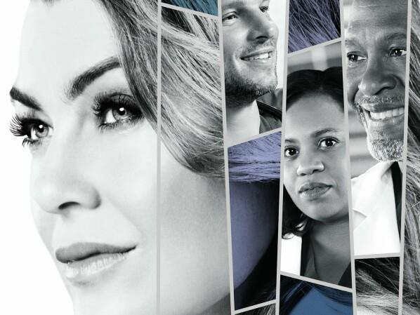 Greys Anatomy 14 Staffel
