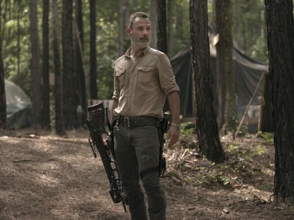 The Walking Dead Staffel 9 Rick