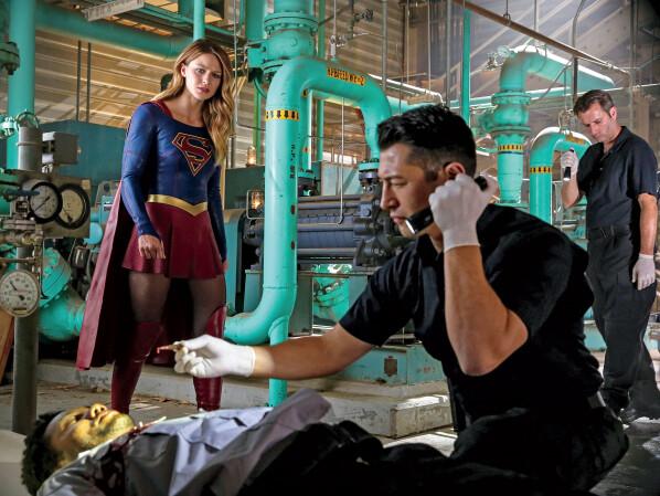 Supergirl Netzwelt