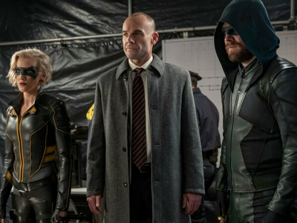 Arrow Staffel 4 Folge 1