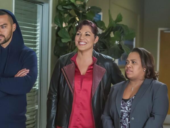 Grey\'s Anatomy: Sehen wir bald Callie Torres wieder? - NETZWELT