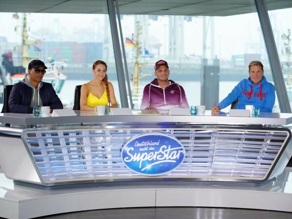 """""""DSDS"""" 2019: Die 2. Mottoshow als Wiederholung bei TV Now streamen"""