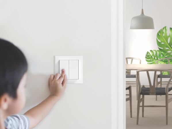 Senic Smart Switch: Neuer Schalter ermöglicht einfache Steuerung von Philips Hue