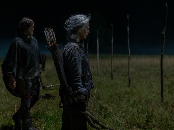 The Walking Dead Staffel 10: Sieht Carol in Folge 3 Geister?