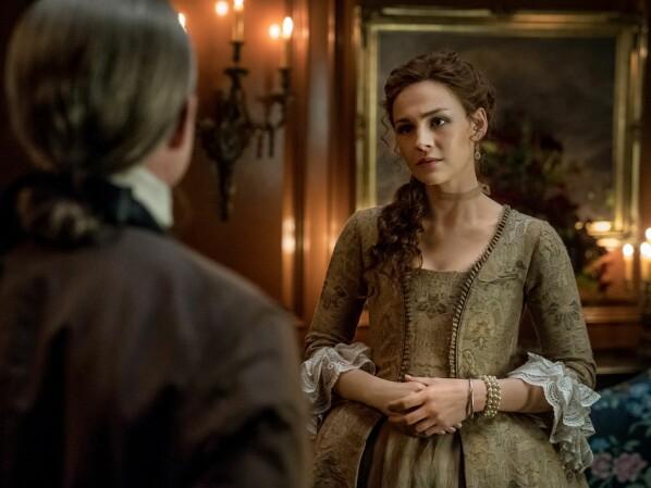 Outlander Staffel 4 Folge 11