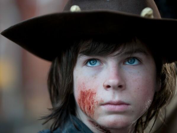 The Walking Dead Das Vermächtnis Von Carl Grimes Netzwelt