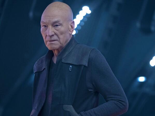 """Star Trek: Picard"": So erlebte Patrick Stewart den Tod ...  ""Star Trek..."
