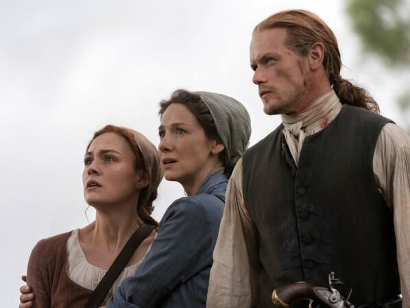 Outlander Staffel 3 Folge 1 Stream