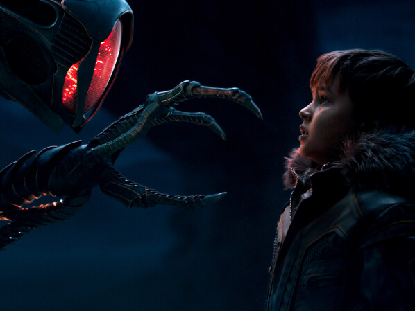 Lost In Space Review Zur 1 Staffel Netzwelt
