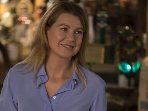 Grey\'s Anatomy: Staffel 15 zaubert Meredith ein Lächeln ins Gesicht ...