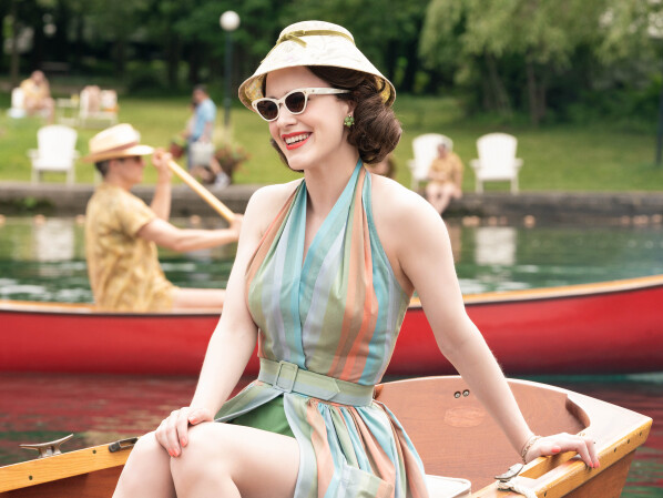 The Marvelous Mrs Maisel Staffel 2 Episodenguide Und Alle