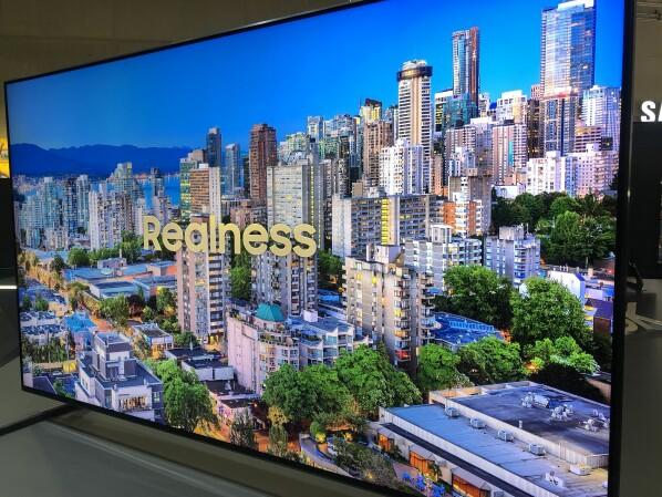 8k fernseher samsung zeigt drei neue tv boliden netzwelt. Black Bedroom Furniture Sets. Home Design Ideas
