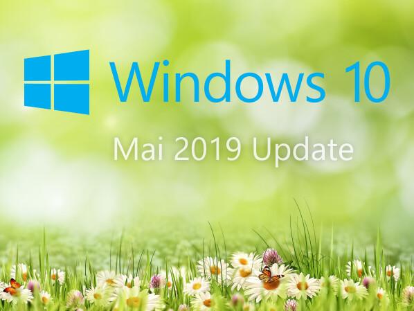 Windows 10 Mai 2019 Update: Diese Neuerungen bringt das Spring Update