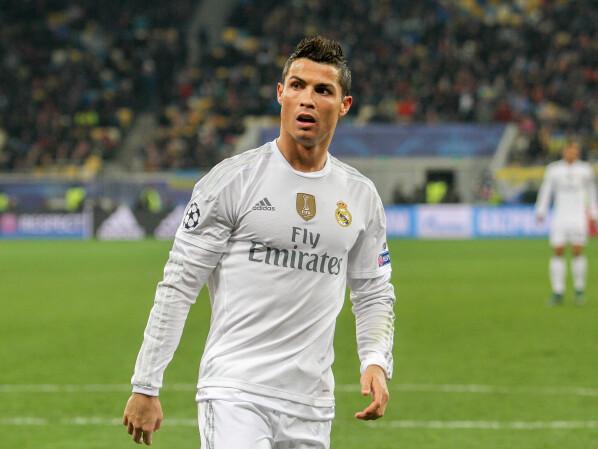 Cristiano Ronaldo Doku