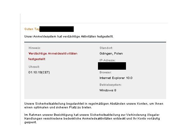 Phishing Versuche Im Namen Von Amazon Vorsicht Vor Diesem Betreff