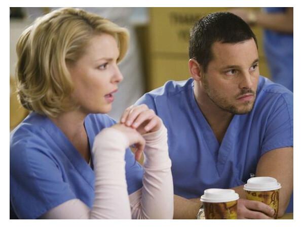 Grey\'s Anatomy: Katherine Heigl reagiert auf Alex\' Hochzeit - NETZWELT