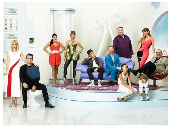 modern family staffel 9 neue folgen in deutschland sehen netzwelt. Black Bedroom Furniture Sets. Home Design Ideas