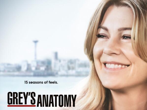 Grey\'s Anatomy: Ellen Pompeo deutet Ende nach Staffel 16 an - NETZWELT