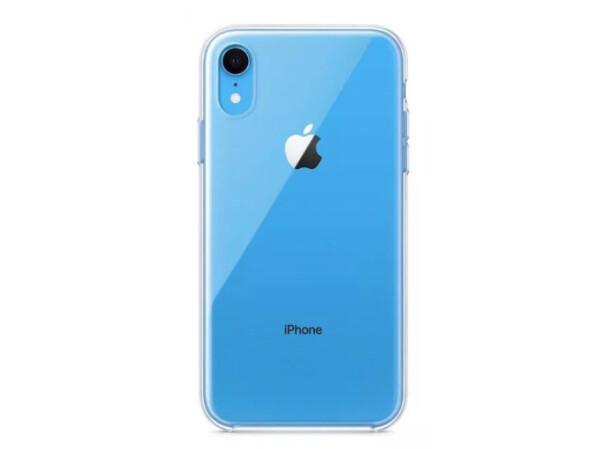 f rs iphone xr apple verkauft dieses transparente case. Black Bedroom Furniture Sets. Home Design Ideas