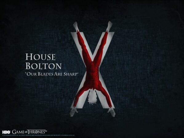 Game Of Thrones Das Musst Ihr Uber Das Haus Bolton Wissen Netzwelt