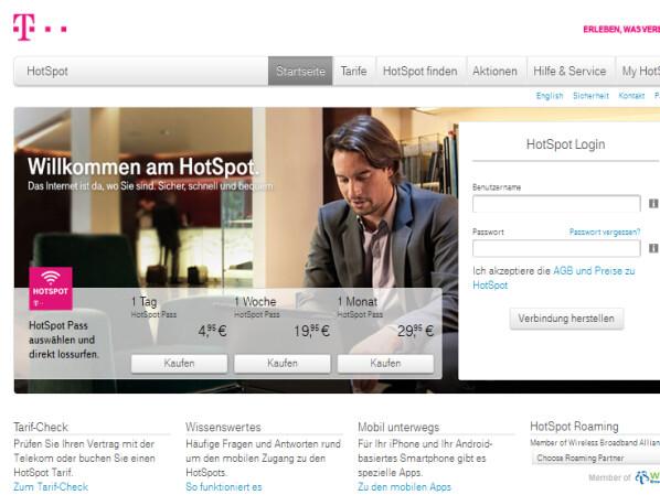 telekom hotspot gratis so funktioniert die. Black Bedroom Furniture Sets. Home Design Ideas