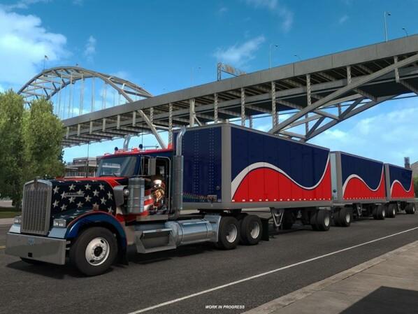 euro truck simulator 2 700 radiosender ganz deutschland das autoradio netzwelt. Black Bedroom Furniture Sets. Home Design Ideas