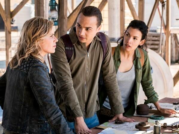 Fear The Walking Dead Staffel 4 Amazon Prime