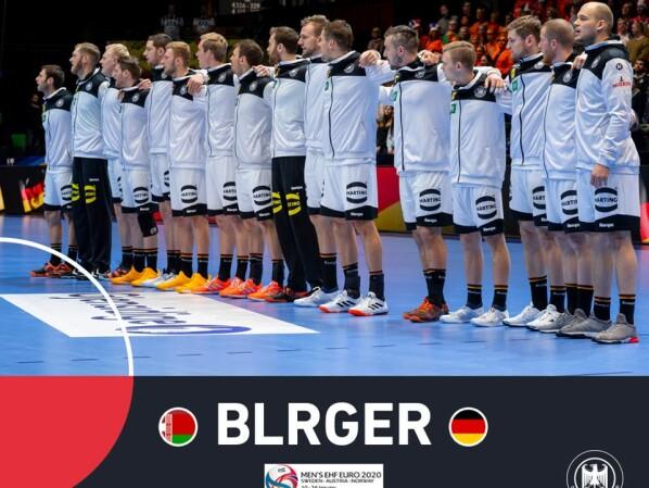 Handball Em Deutschland Weissrussland Im Live Stream Und
