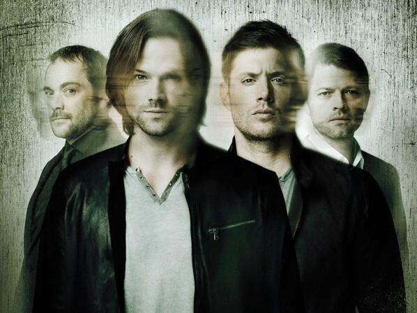 Supernatural Netflix Staffel 11