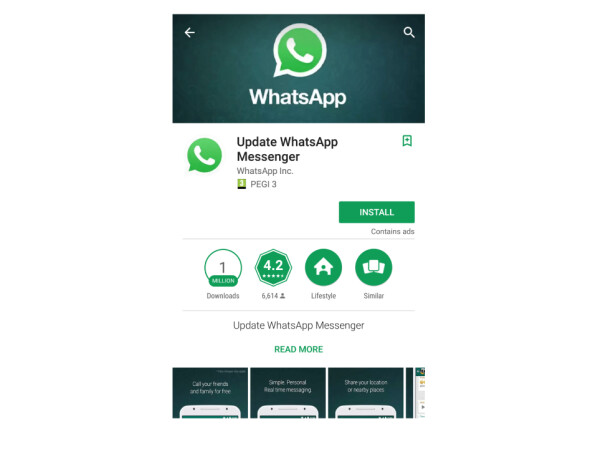 whatsapp online status falsch