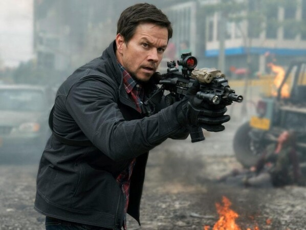 Mark Wahlberg marches into