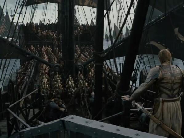 Game of Thrones - Staffel 8: Das ist Harry Strickland aus Folge 1
