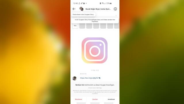 Blockieren Bei Instagram