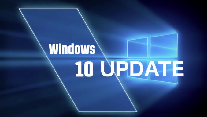 Windows 10 Anniversary Update: Release-Termin offiziell ...  Windows 10 Anni...
