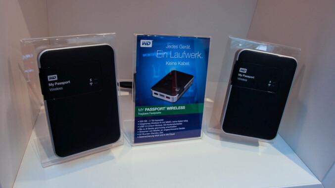 mobile festplatten mit wlan 5 modelle im berblick netzwelt. Black Bedroom Furniture Sets. Home Design Ideas