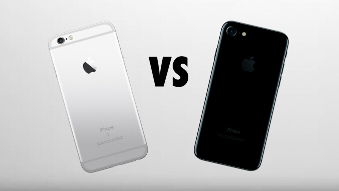 iphone 7 vs iphone 6s vergleich der kameras im blindtest. Black Bedroom Furniture Sets. Home Design Ideas