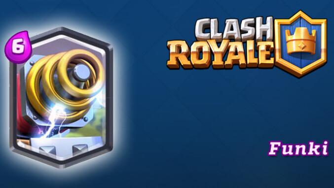 Clash Royale: Funki - Infos, Ausbaustufen und Tipps - NETZWELT