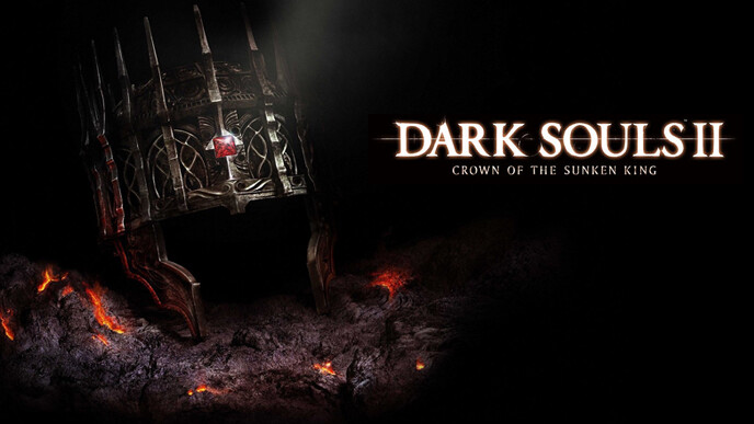 Crown Of The Old Iron King: Dark Souls 2: Crown Of The Old Iron King