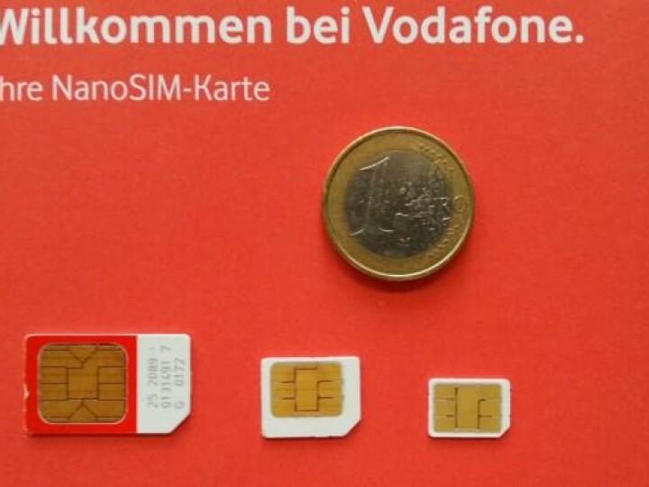 Nano Sim Karte Vodafone.Sim Karte Mini Micro Nano Größen Im überblick Netzwelt