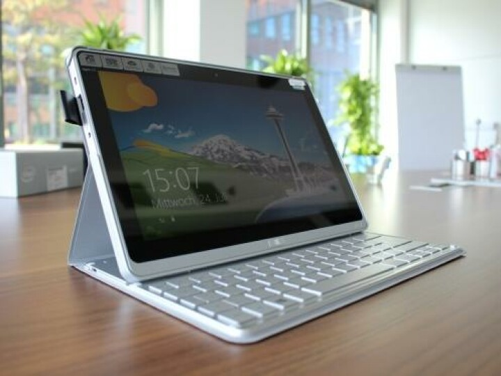 acer aspire p3 im test das tablet ultrabook mit windows 8 netzwelt. Black Bedroom Furniture Sets. Home Design Ideas