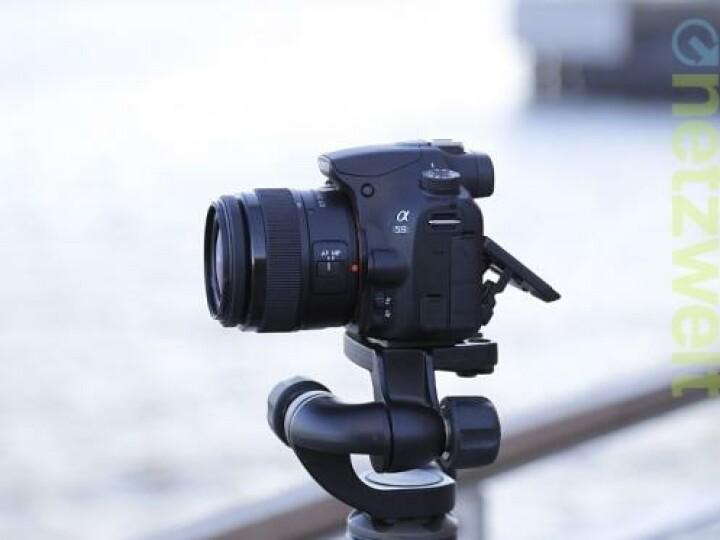 Netzwelt hat die Sony Alpha SLT-A58 für sie getestet.