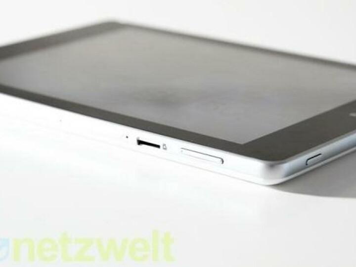 Wenig gibt es an der Ausstattung des Test-Tablets zu kritisieren. Immerhin verfügt es über USB- und HDMI-Anschluss sowie einen Speicherkartenleser.