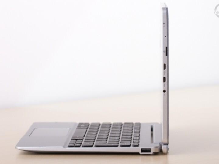 Im Notebook-Modus wirkt und verhält sich das Switch 10 wie ein Netbook.