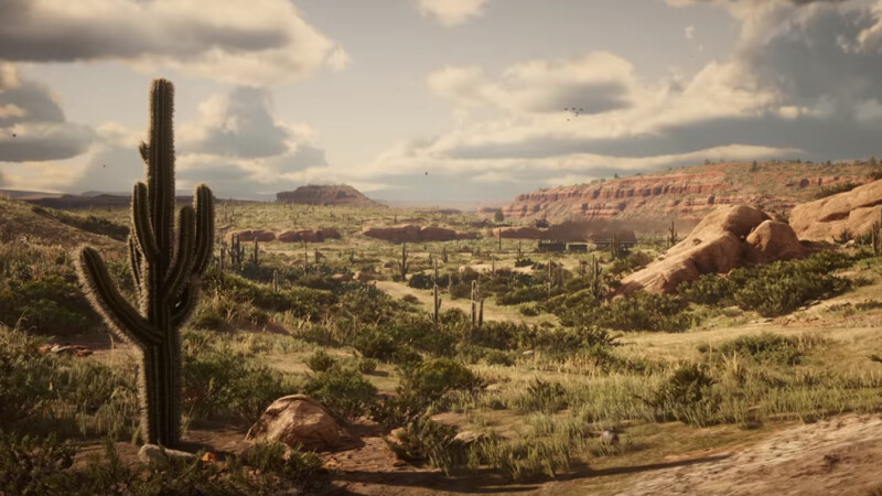Red Dead Redemption 2 für PC: Trailer zeigt euch wahre Grafikpracht