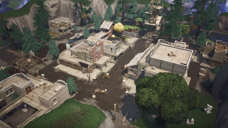 Fortnite: Inhalts-Update ändert Karte und bringt ortsabhängige Waffen