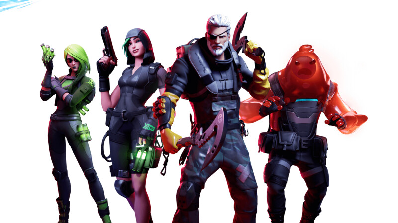 Fortnite Kapitel 2: Battle Pass für Season 1 enthält diese neuen Skins