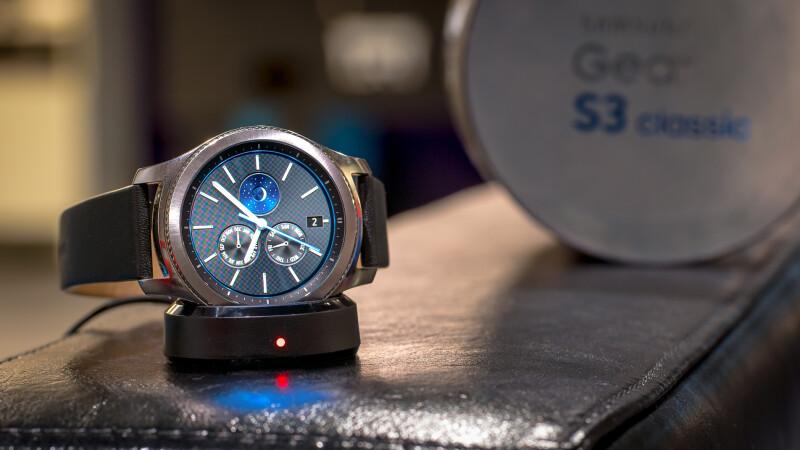 Gear S3 im Preisfall: Samsung-Smartwatch zum Bestpreis kaufen