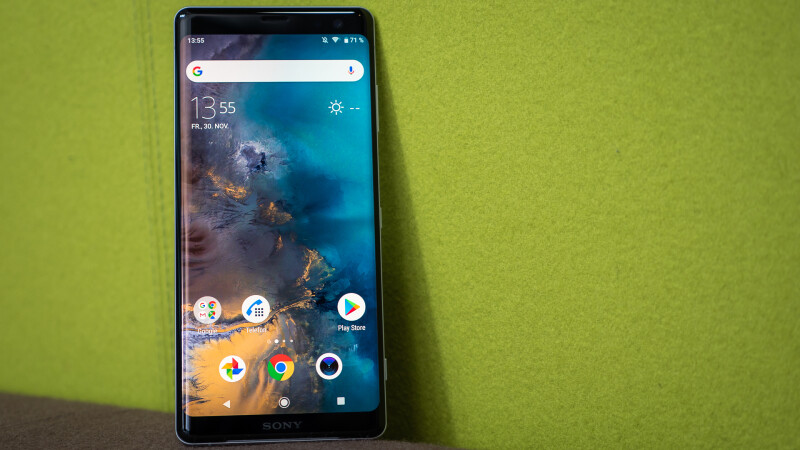 Sony Xperia XZ3: Android 10 Q (Beta) steht zum Download bereit